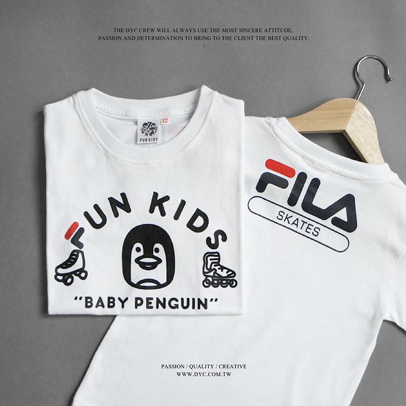 FunKids幼童運動工作室 x FILA TAIWAN