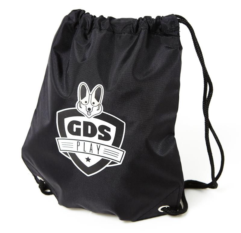 GDS PLAY 束口袋