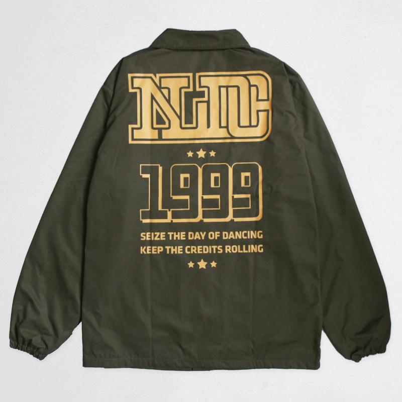 NLDC - 教練外套