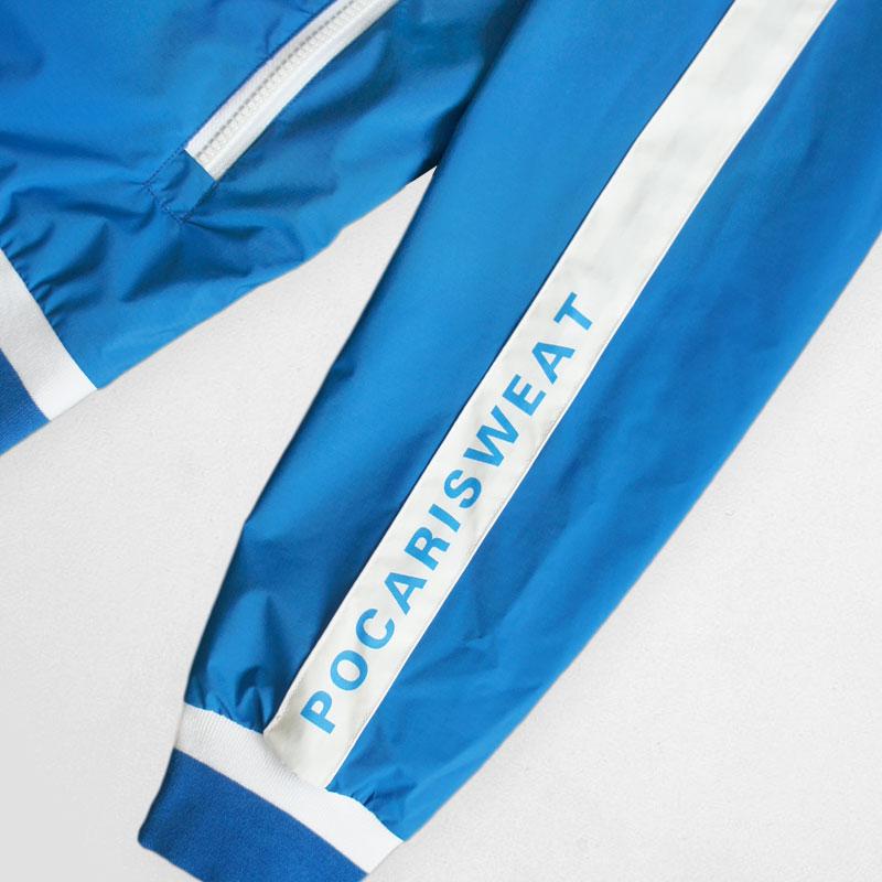 POCARI SWEAT-連帽機能防風防水外套