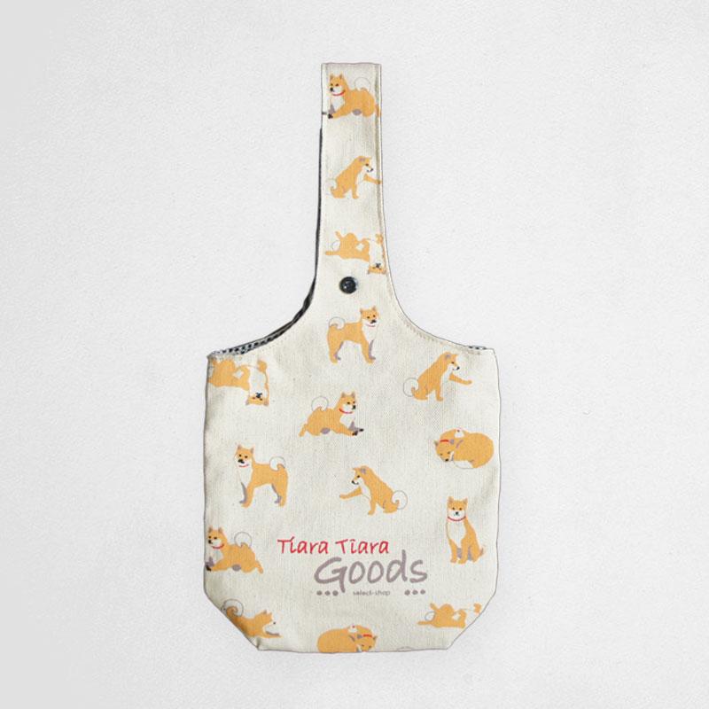 Tiara - 環保杯提袋