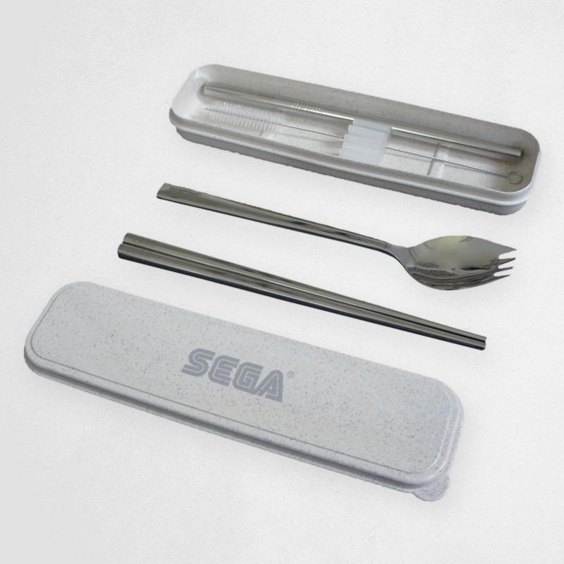 SEGA - 餐具組