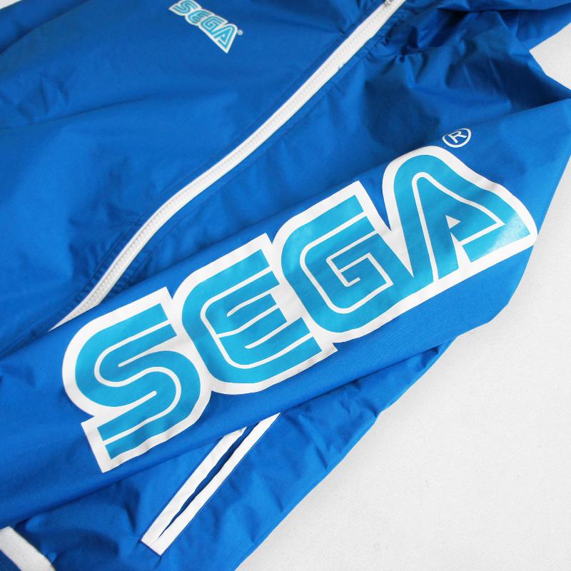 SEGA - 連帽風衣外套