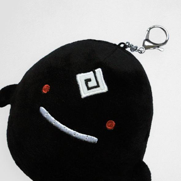 Black Desert 黑色沙漠 - 玩偶鑰匙圈