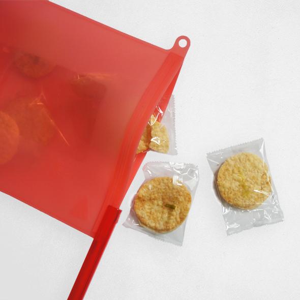 Silicone Food Bag - 矽膠食物袋