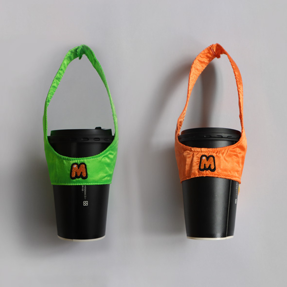 NEXON 台灣樂線 - 可收納式玩偶飲料杯套
