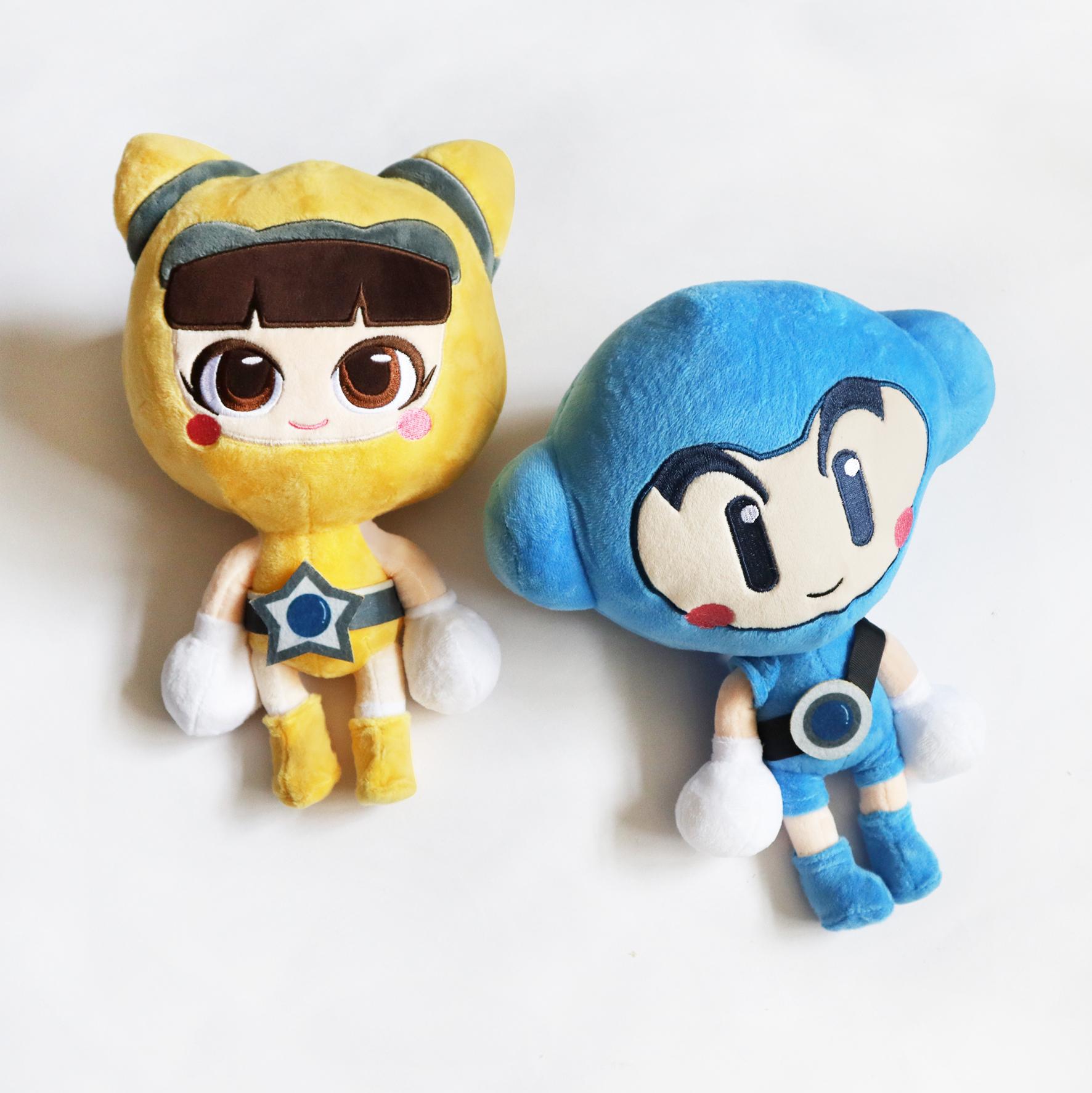 NEXON 台灣樂線 - 玩偶