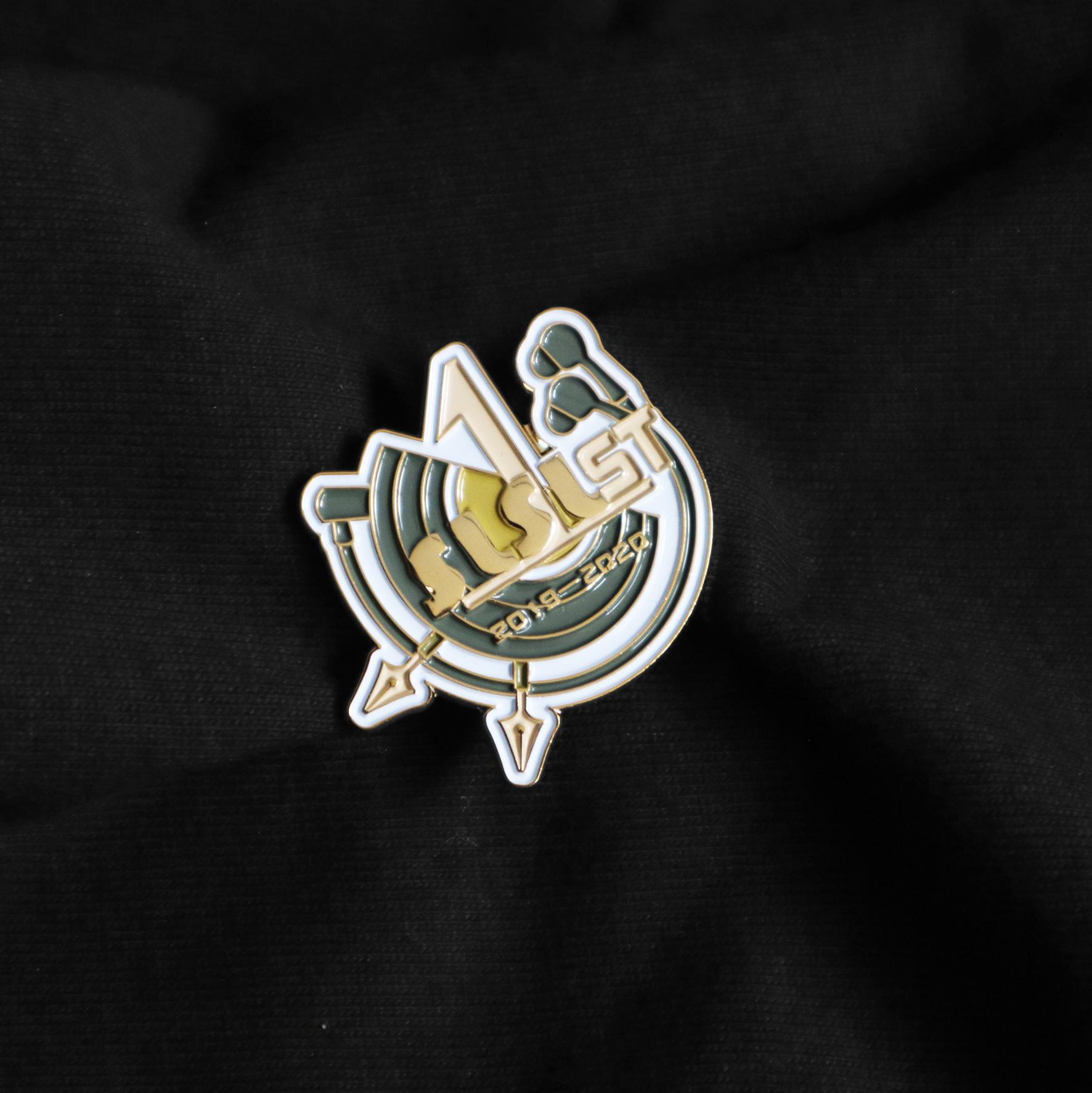 松籟樂創社 - 金屬徽章