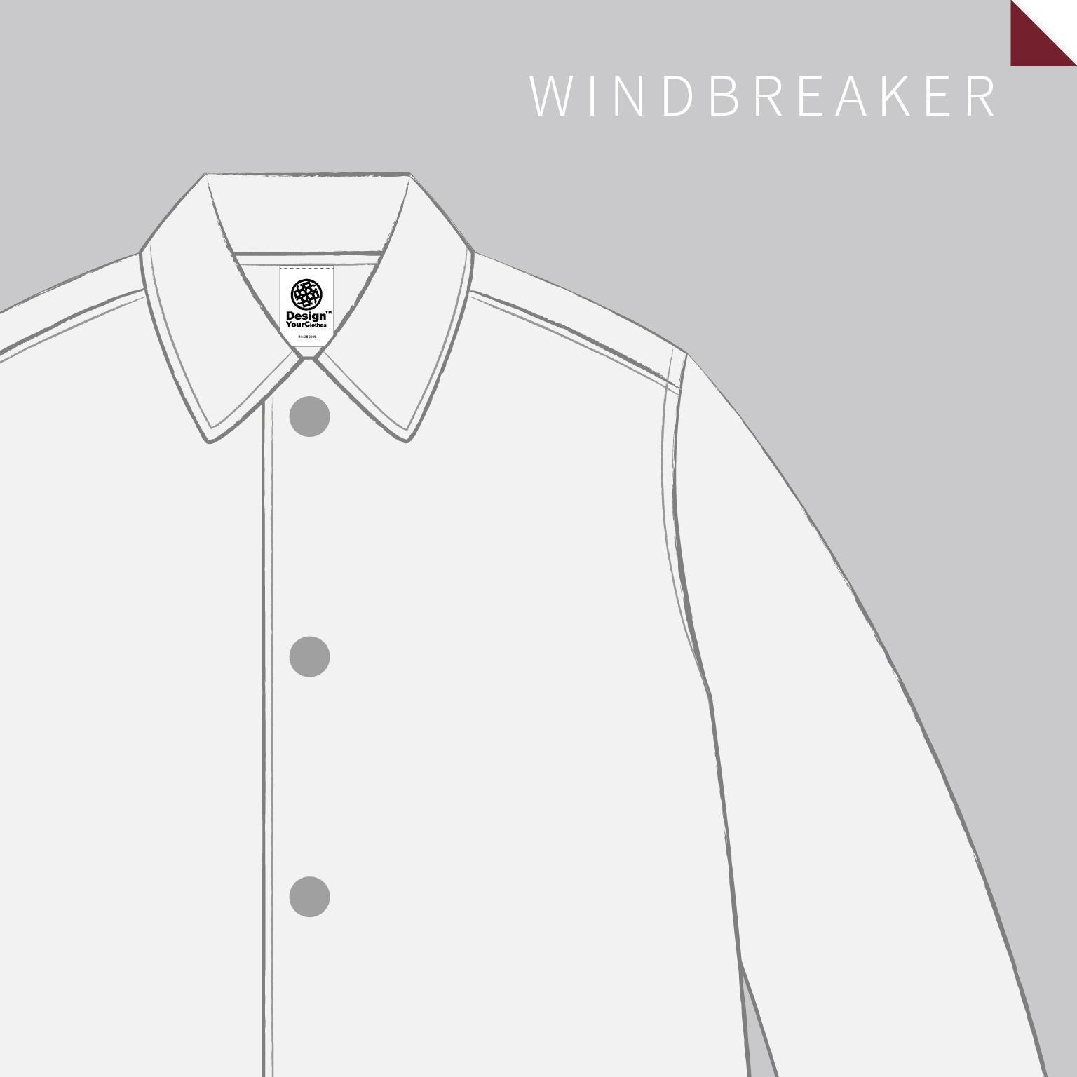 風衣外套 | WINDBREAKER