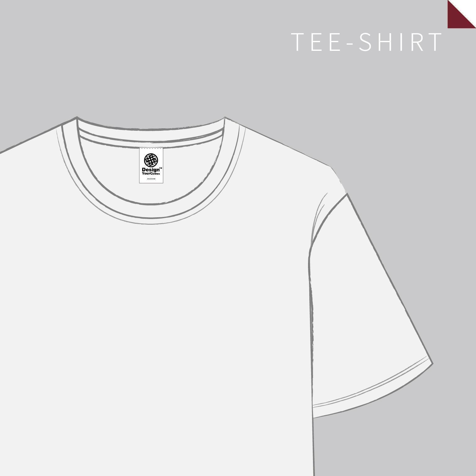 長短TEE | T-SHIRT