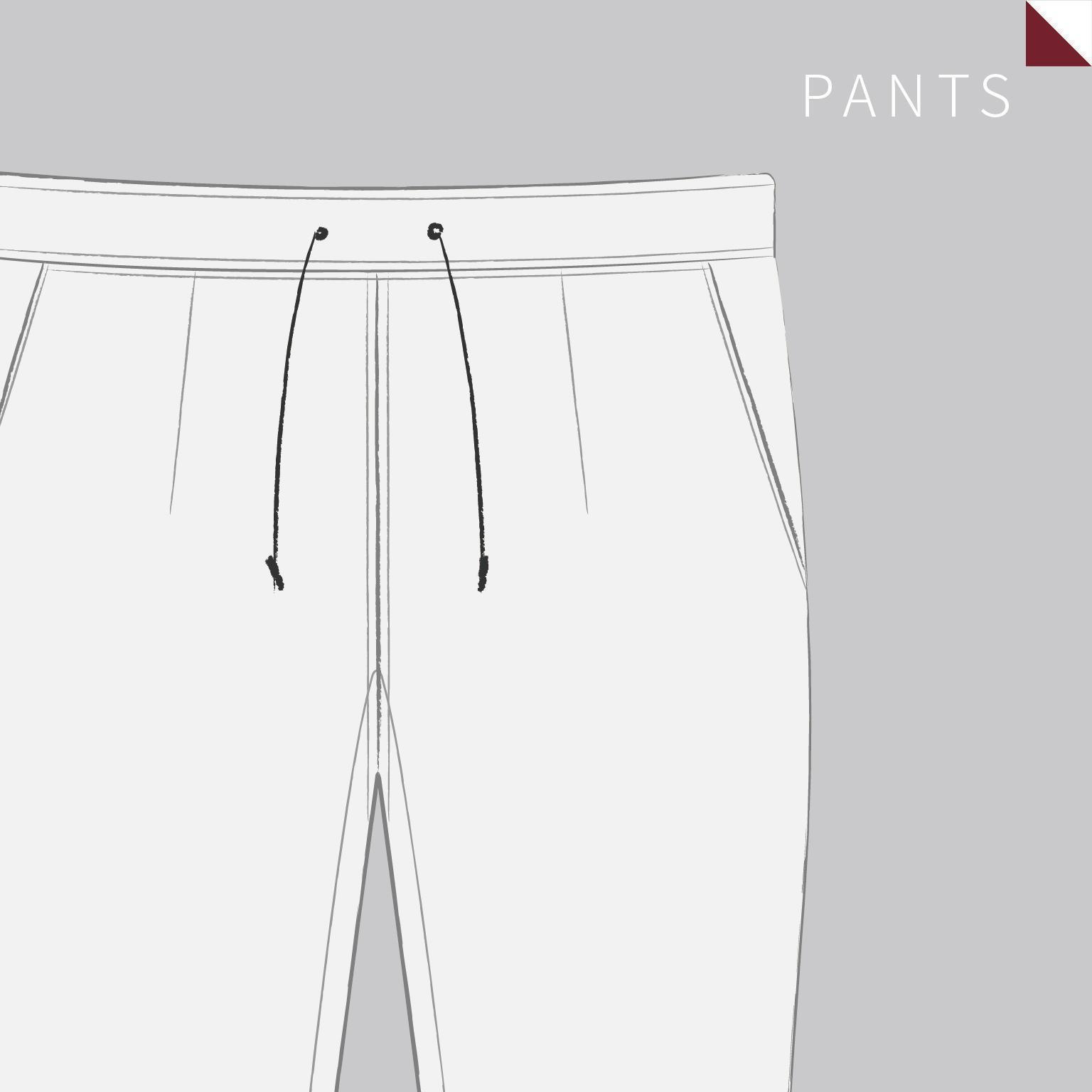 褲款 | PANTS